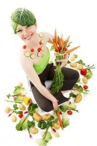 Healthy Vegetable Fairy